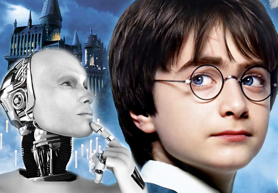 potter1 AI Computer Tries And Hilariously Fails To Write New Harry Potter Chapter