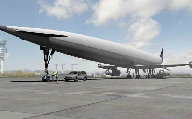 reaction 1 640x397 This Amazing New Jet Could Get You To Australia In Just Four Hours
