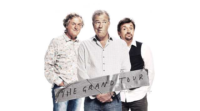 the grand tour Jeremy Clarkson Shares Video Of Him And Hammond In Near Car Crash