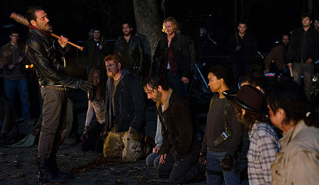 twd negan 616 2 177302 New Walking Dead Trailer Reveals Major Clue To Who Dies