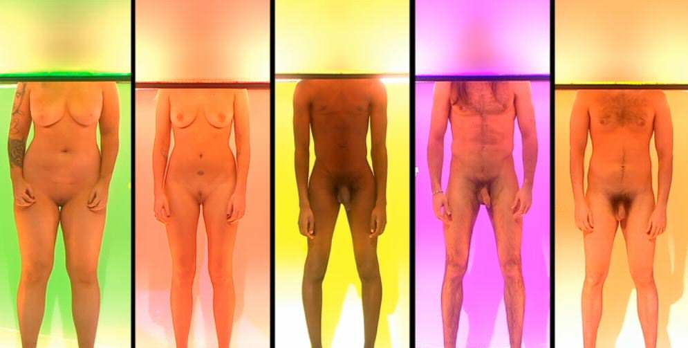 Reality Show Naked Attraction Brings New Low To British TV vid 04