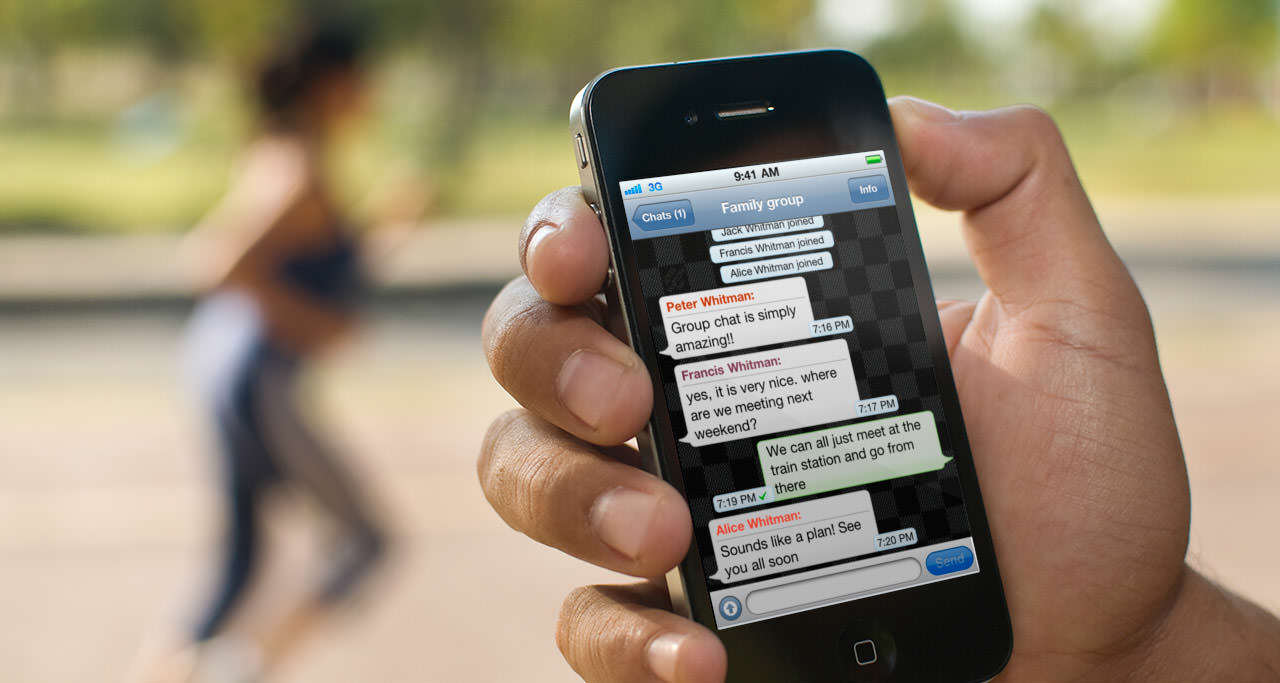 whatsapp iphone Heres Why Your Deleted WhatsApp Chats Might Come Back To Haunt You