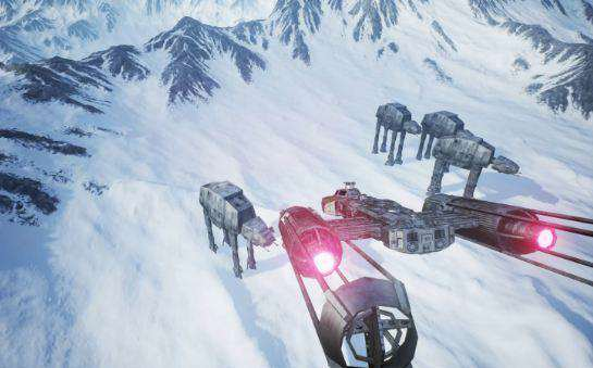 3056313 ywing Battlefront 3 Fan Remake Continues, But Theres A New Catch