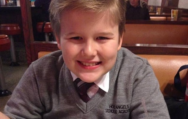 372E7A9900000578 0 image a 1 1471090577368 1 Heartbreaking Final Letter Of Bullied Schoolboy Who Commited Suicide