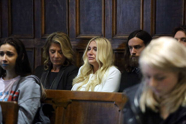 Kesha Reveals Why Shes Dropping Lawsuit Against Dr. Luke