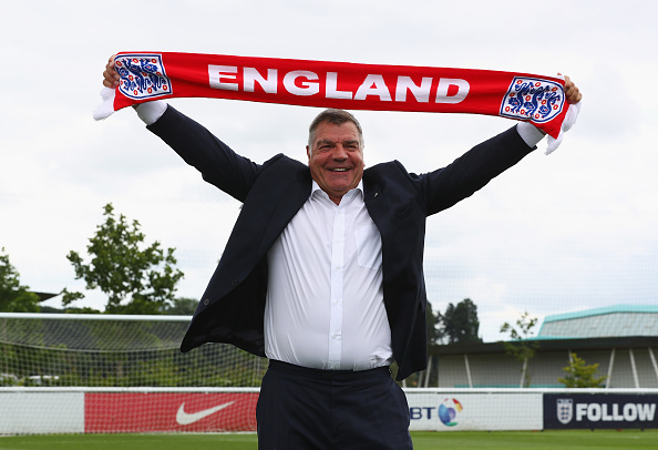 Allardyce Getty England Barcelona Set To End Harts Manchester City Nightmare
