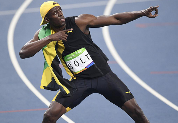 Here's Why Usain Bolt Will Only Be Photographed In Jamaica From Now On