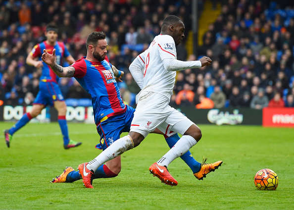 Benteke Getty Palace foul Klopp Accepts Unwanted Star In Squad After Failure To Sell