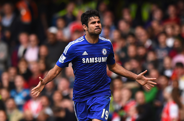 Chelsea Confirm Unsettled Stars Future As Deadline Day Approaches Diego Costa Getty 3