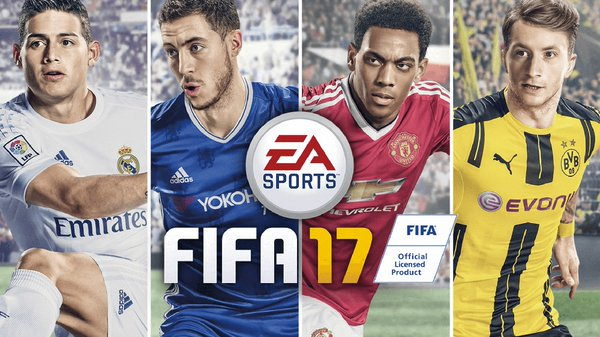 FIFA 17 cover 2 Here Are Chelsea, Arsenal, Liverpool and Uniteds FIFA 17 Ratings