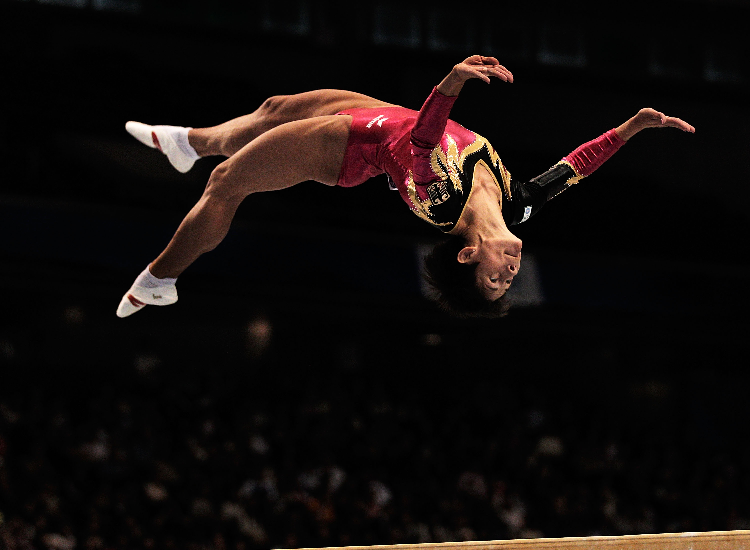GettyImages 128783246 This 41 Year Old Olympic Gymnast Keeps Competing For Inspirational Reason