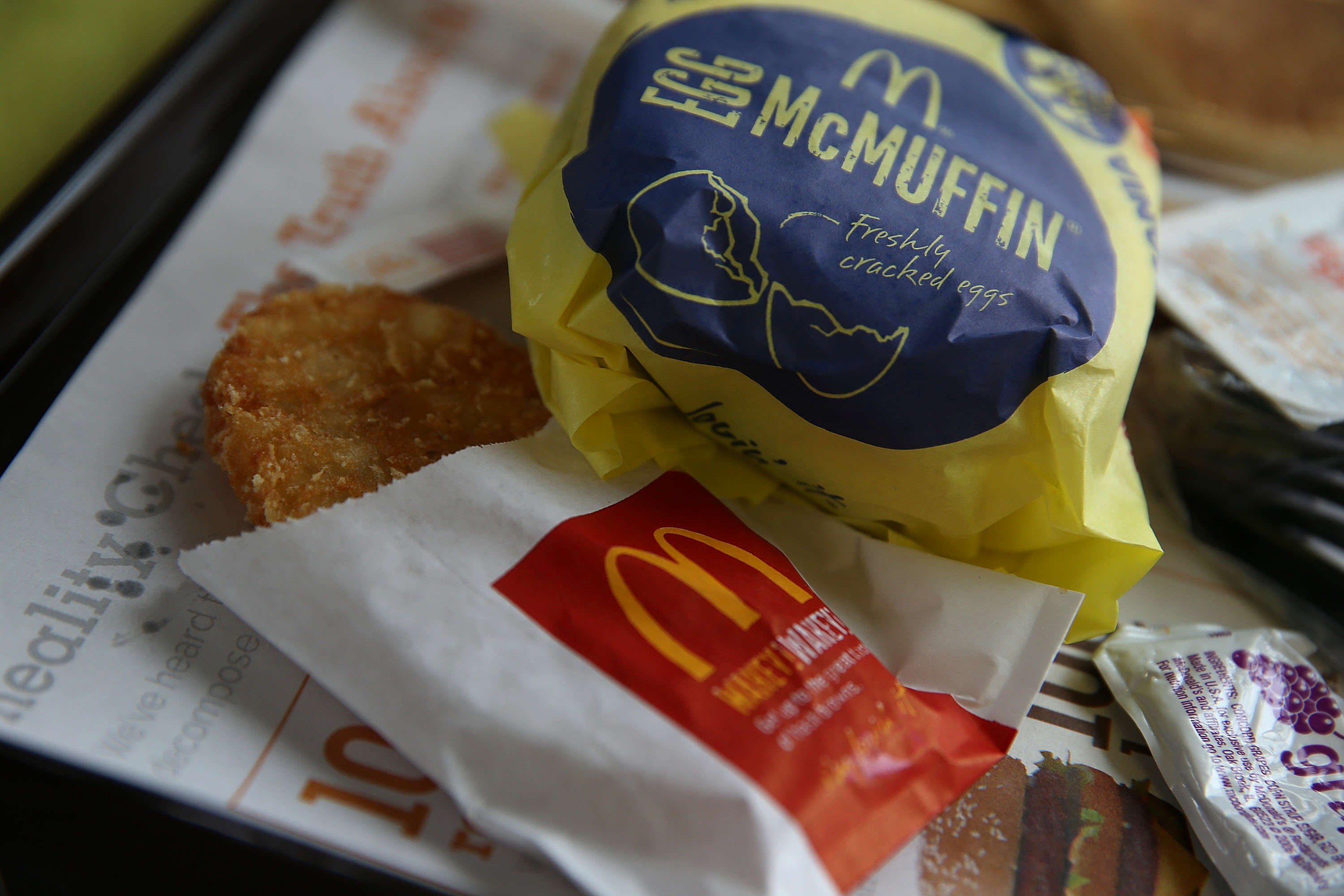 GettyImages 481668540 McDonalds Announces Massive Overhaul Of Its Menu
