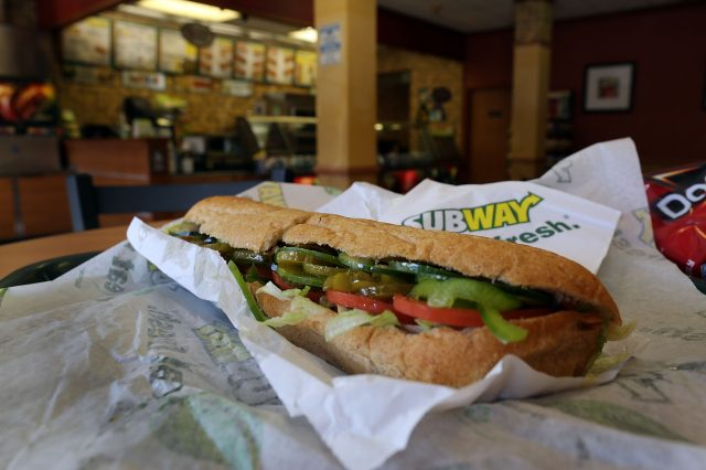 Subway Insider Reveals The Sandwiches You Should Never Eat GettyImages 493636644 1 640x426