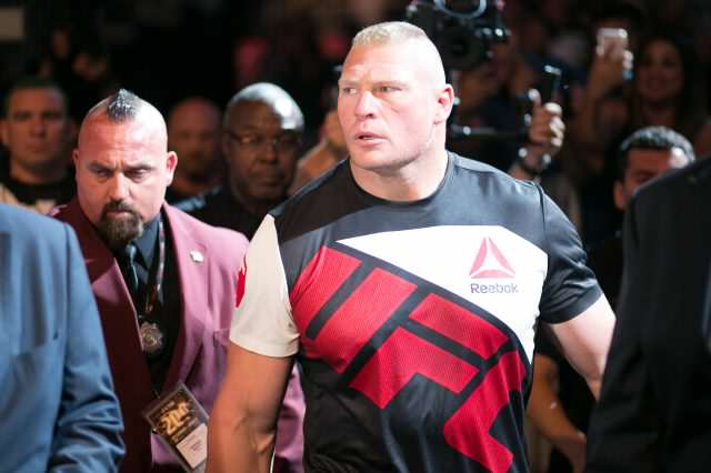 GettyImages 547105770 640x426 Conor McGregor Throws Serious Shade At WWE And Brock Lesnar