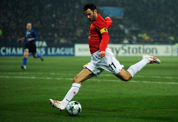 Giggs Getty 11 Manchester United Hero Reveals Why One Legend ATTACKED Cristiano Ronaldo