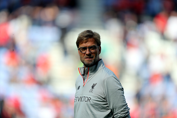 Klopp Getty Training Top 1 Liverpool Join Chelsea And Arsenal In Chase For £50 Million Man