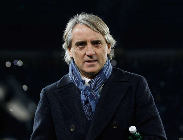 Chelsea Fan Favourite To Be Sold After Failing To Impress Conte Mancini Inter Getty