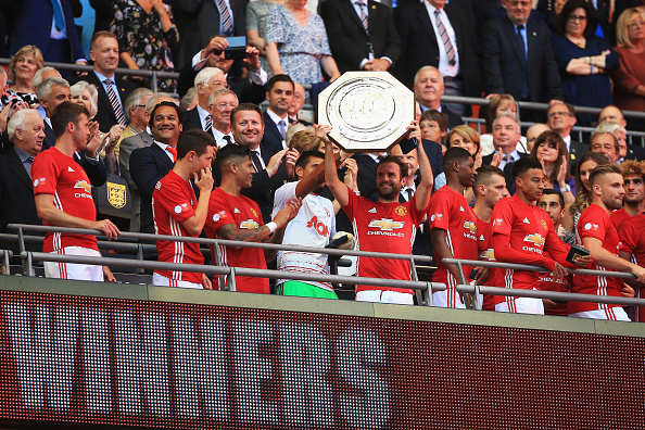 Mata Getty Shield Lift Mourinhos Explanation For Taking Mata Off Did Not Go Down Well