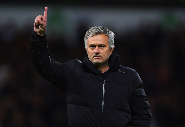 Mourinho Getty Point Mourinho Claims Defensive Outcast Is Needed And Wont Be Sold