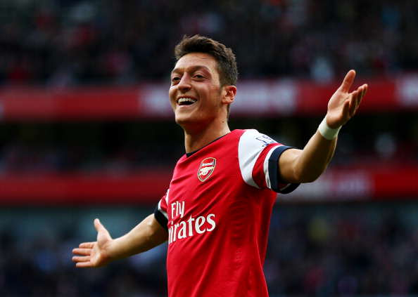 Arsenal Face Losing Best Two Players After Contract Extension Rejection Ozil Getty