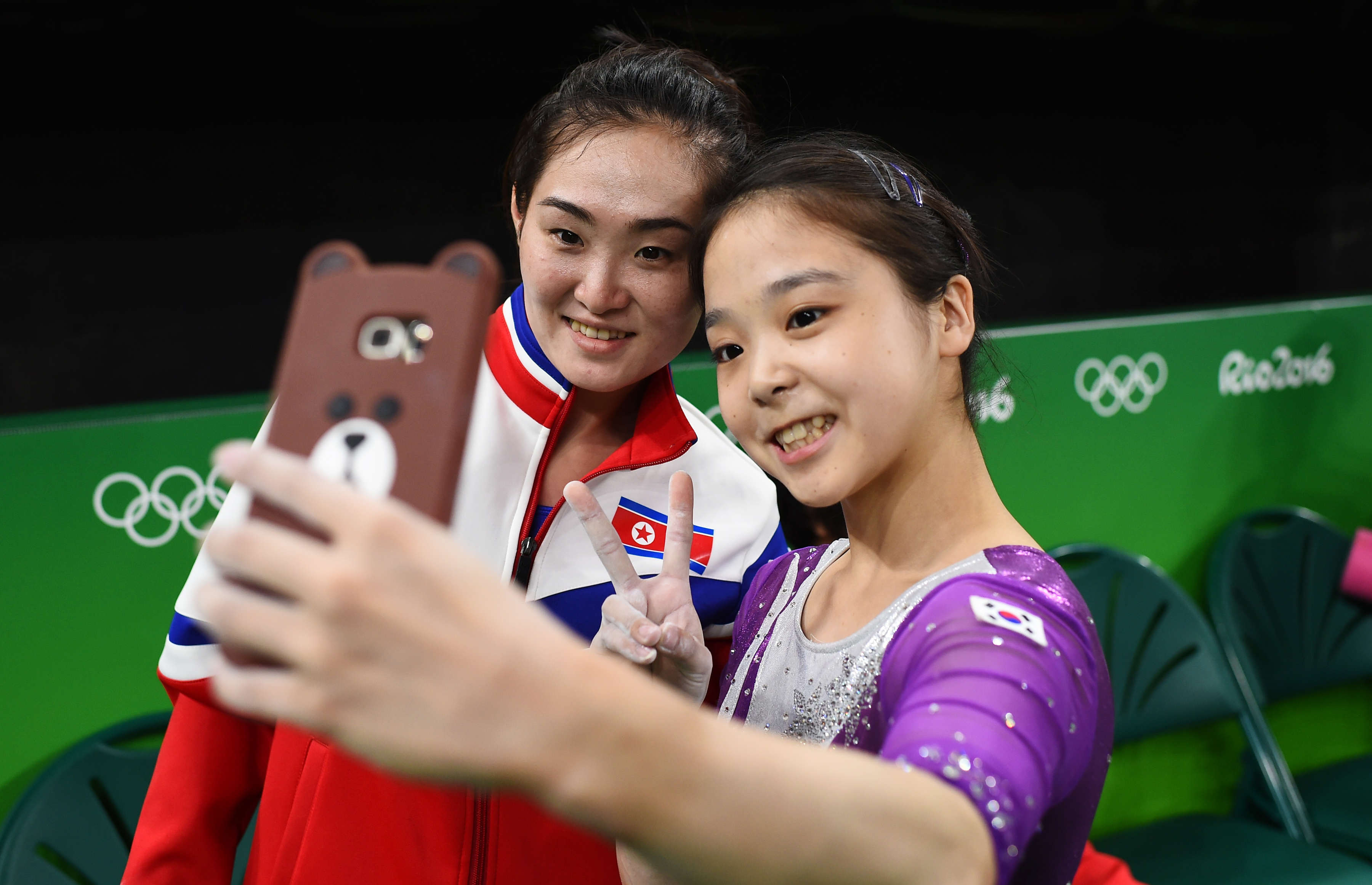 RTSL12Q 1 This Is How North Korea Will Respond To That Gymnasts Selfie