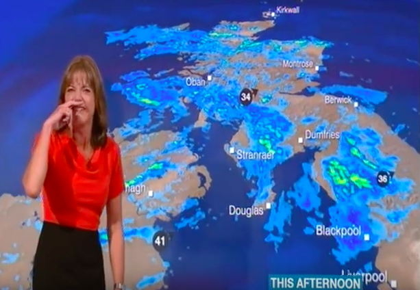 Screen Shot 2016 08 04 at 11.28.07 Weather Reporter Loses It In Fit Of Giggles During Live Broadcast