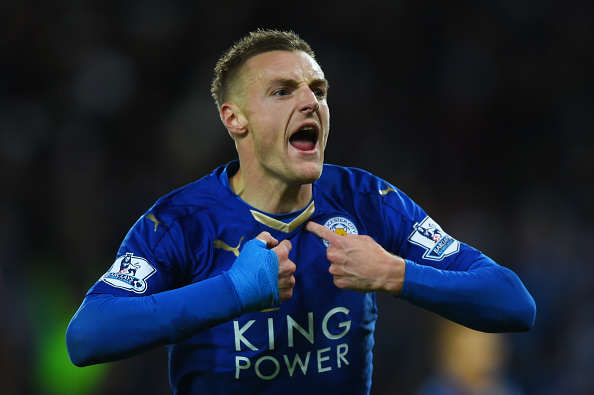 Vardy Getty 2 Vardy Makes Shocking Claim About His Life After Title Winning Season