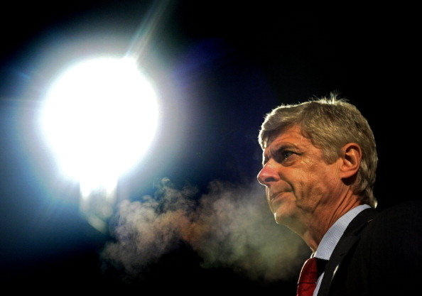 We Spoke To An Arsenal Legend To Get His Premier League Predictions Wenger Getty Arty