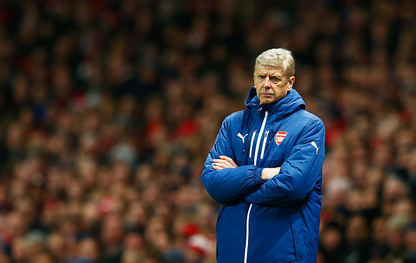 Arsenal Ready To Swoop For Duo After Injury Crisis Hits Peak Wenger Getty Glum 1