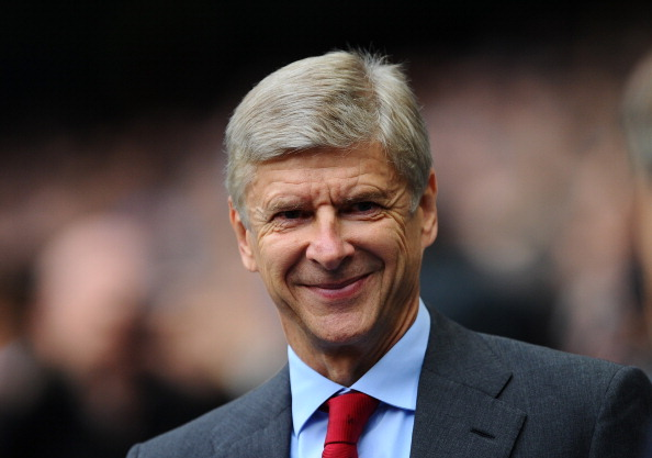 Wenger Getty Smile Arsenal Set For Good News As Wenger Closes In On Class Defender