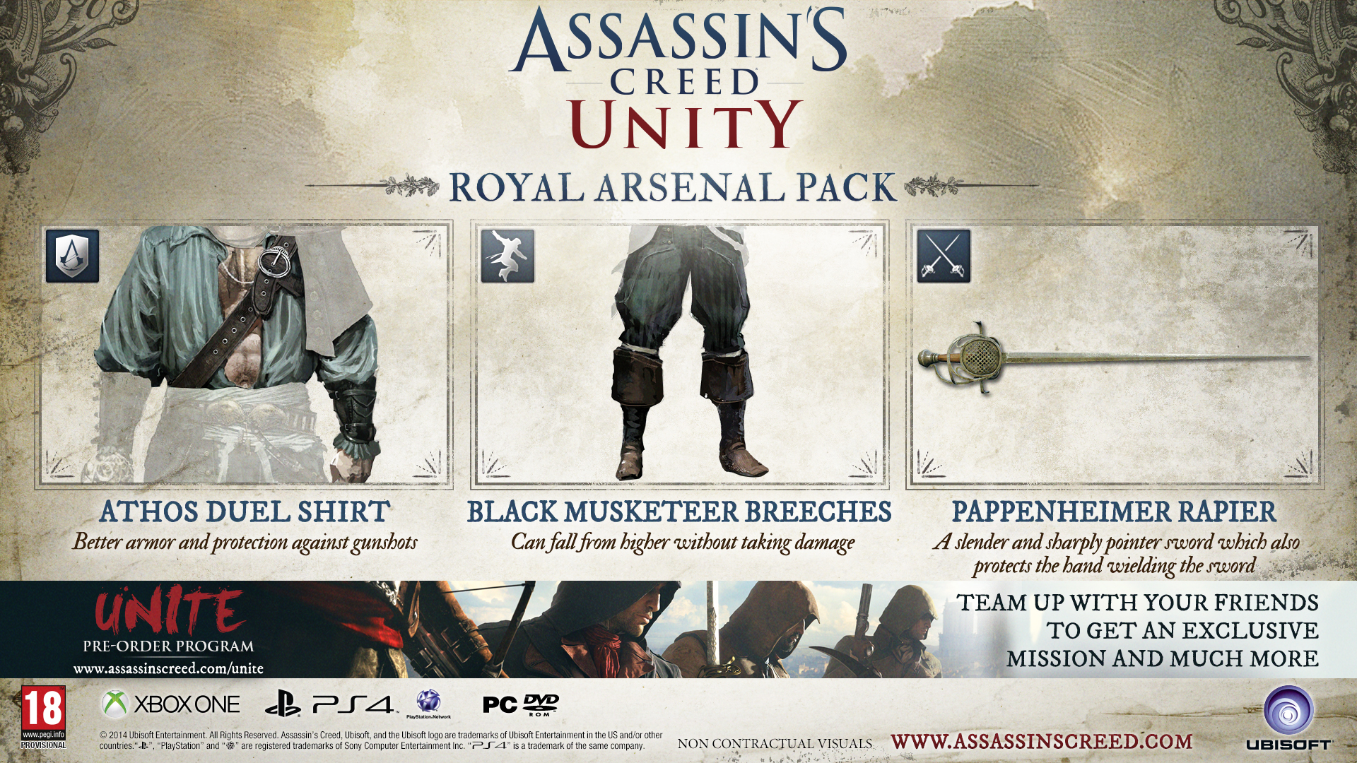 acu preorder royalarsenal e3 We Need To Talk About Videogame Pre Orders