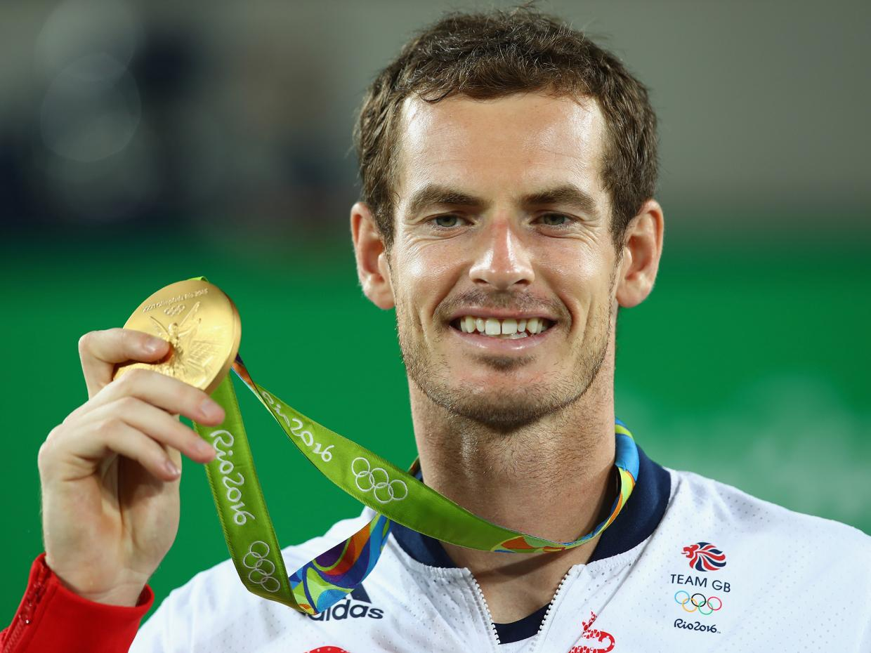 andy murray This Is Why Team GB Performed So Well At Rio Olympics