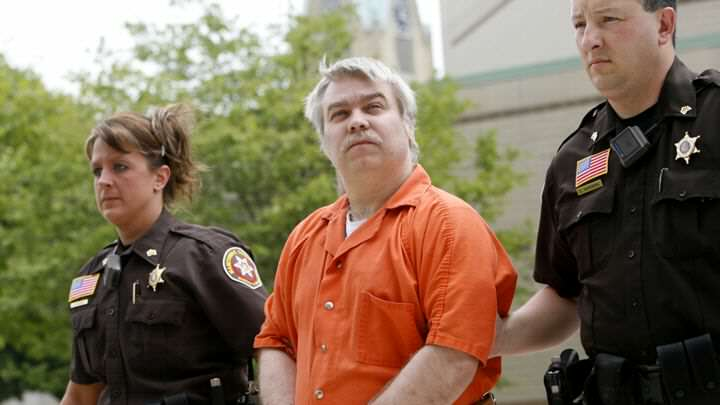 avery2 Making A Murderers Steven Avery Opens Up About Brendans Release