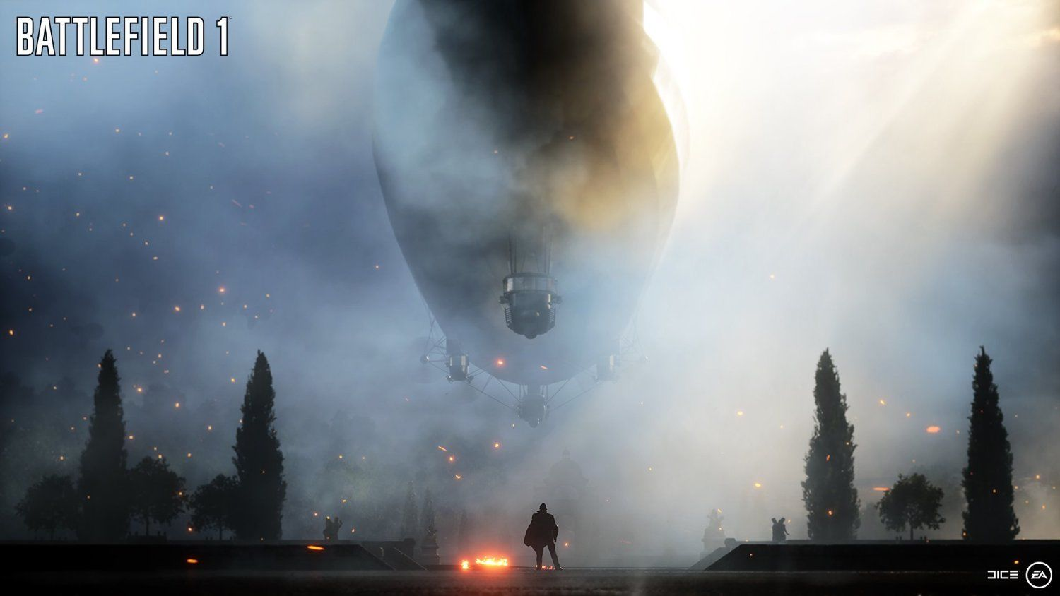 Battlefield 1 Devs Explain Why They Went Back To World War 1 battlefield 1 screenshot 2