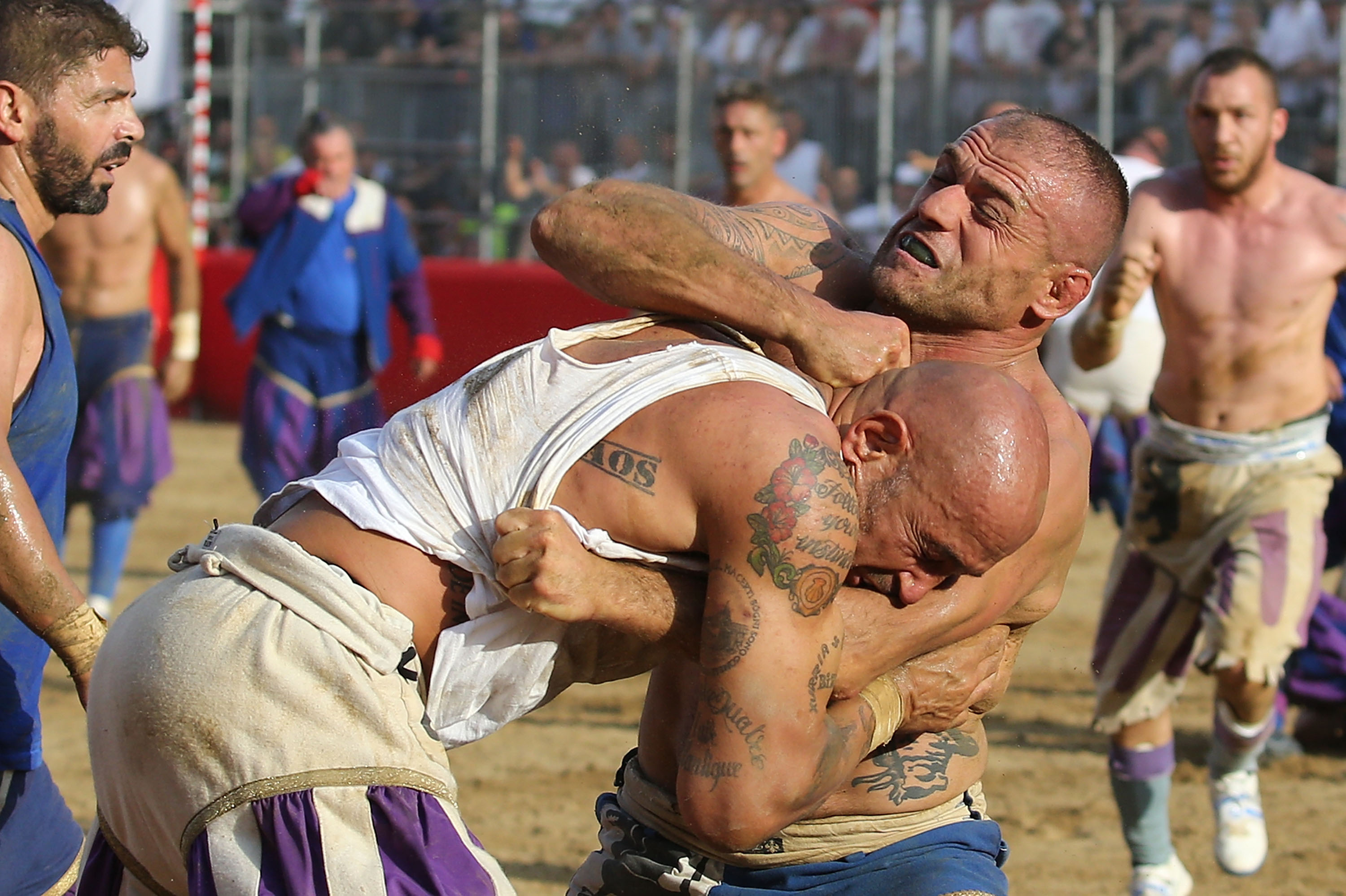 calcio2 This Version Of Football Could Be The Worlds Most Brutal Sport