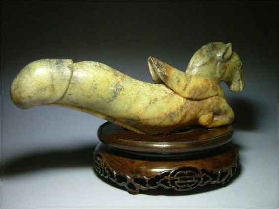 chinesedildo These Are Some Of The Weird, F*cked Up Sex Toys Ancient People Used