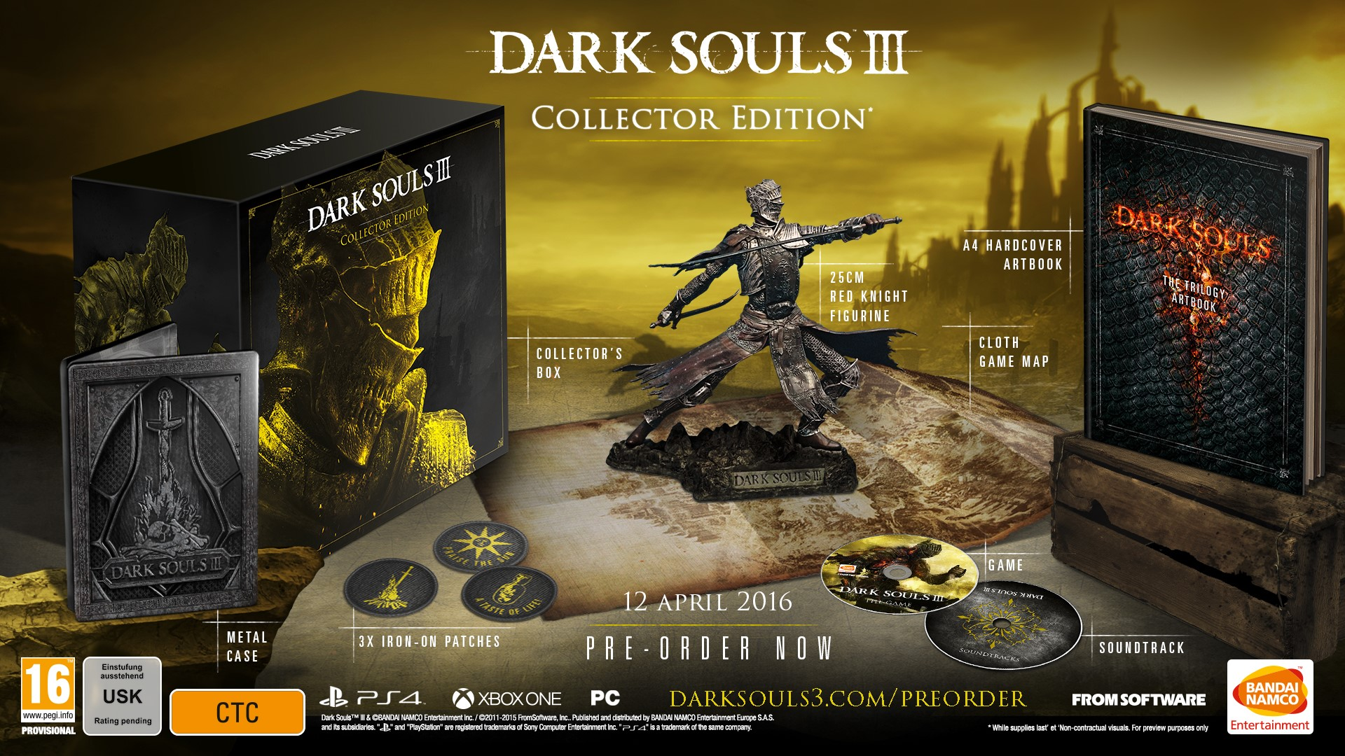 dark souls 3 uk collectors edition wide 1 We Need To Talk About Videogame Pre Orders