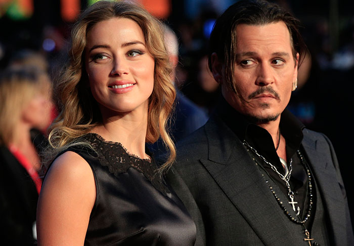 depp1 Footage Emerges Of Johnny Depp In Furious Clash With Amber Heard