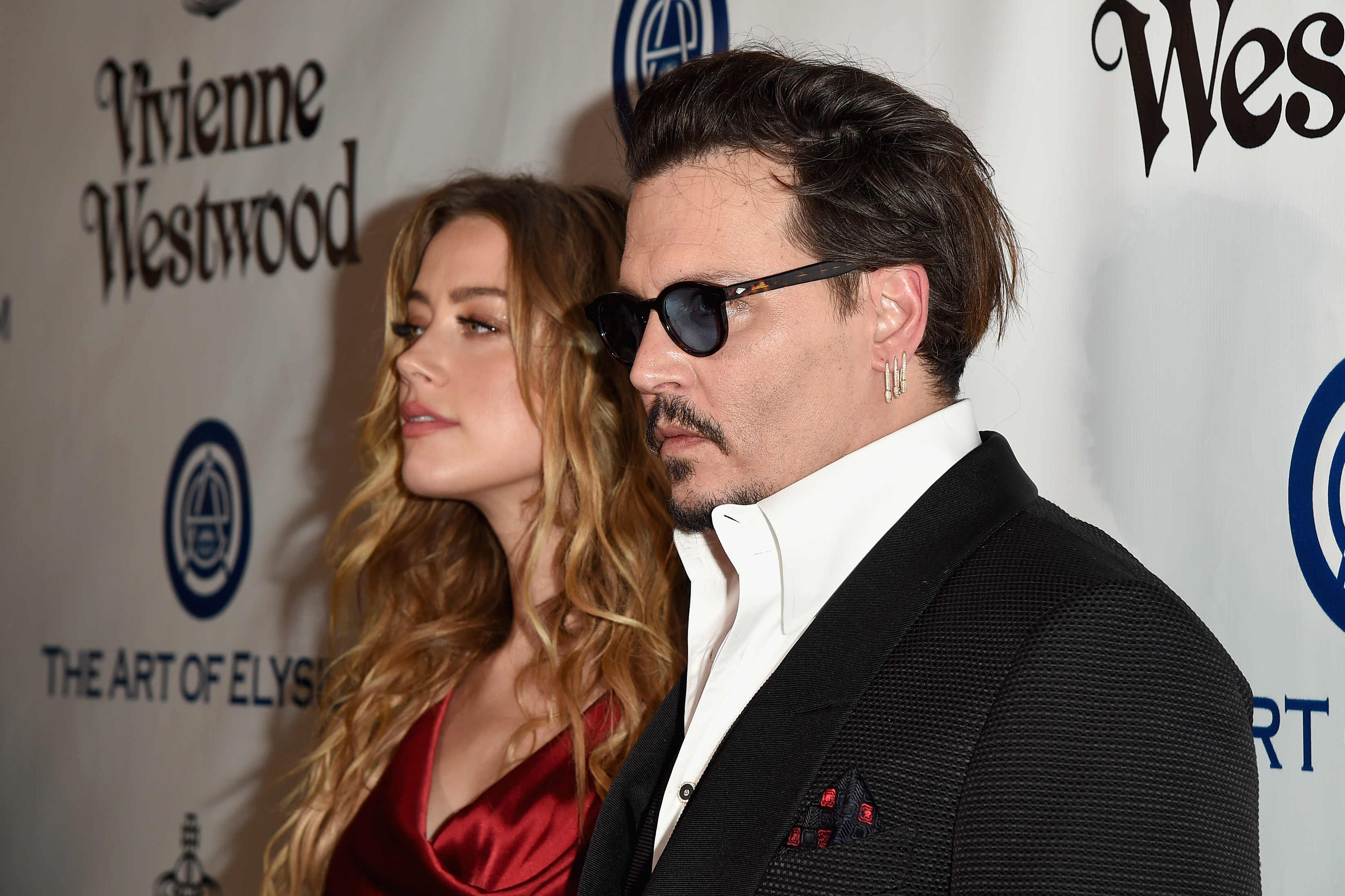 deppheard1 Billy Bob Thornton Responds To Amber Heard Affair Accusations