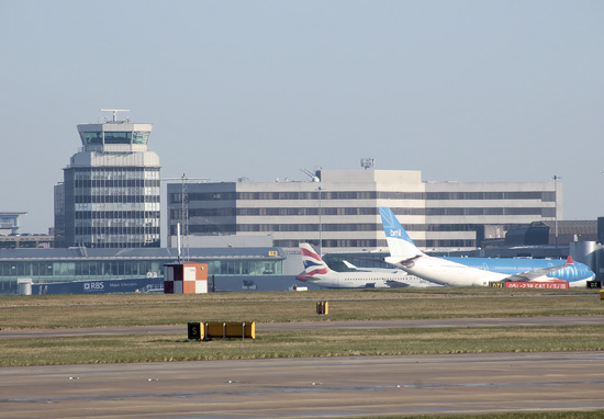 Explosive Device Forces Evacuation Of Manchester Airport manc1