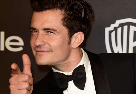 Orlando Bloom Breaks His Silence On Those Naked Photos