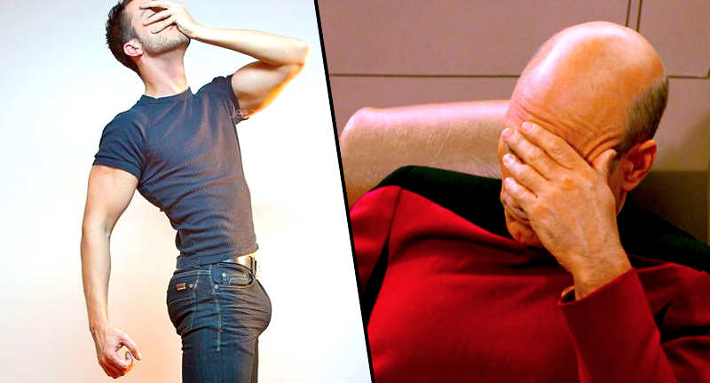 palm Guy Reveals Bizarre Place He Puts His D*ck In Jeans