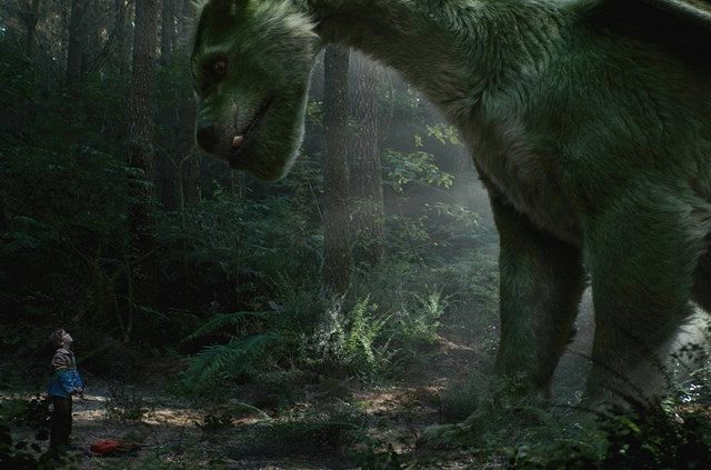 pd ew exclusive 640x423 Pete's Dragon: Here Be Magic, Wonders And, Oh Of Course, A Dragon