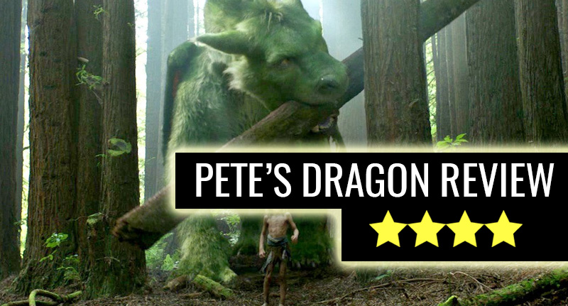 Pete's Dragon: Here Be Magic, Wonders And, Oh Of Course, A Dragon petes dragon thumb review