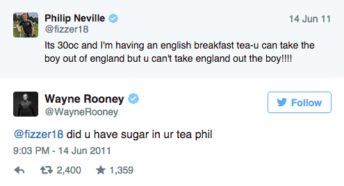 rooney twitter 2 Wayne Rooney Ripped To Shreds After Liking Very NSFW Tweet