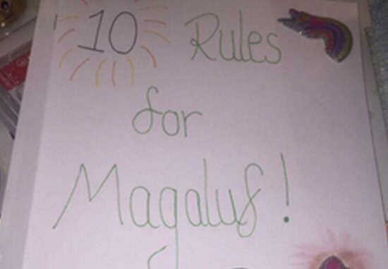 rulesmag1 Guys Girlfriend Issues Hilarious Rulebook For Magaluf Lads Holiday