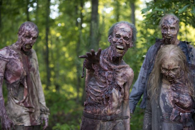 the walking dead season 6 zombies 640x426 Flesh Eating Cannibal Drug Sparks Zombie Outbreak Fears At Rio Olympics