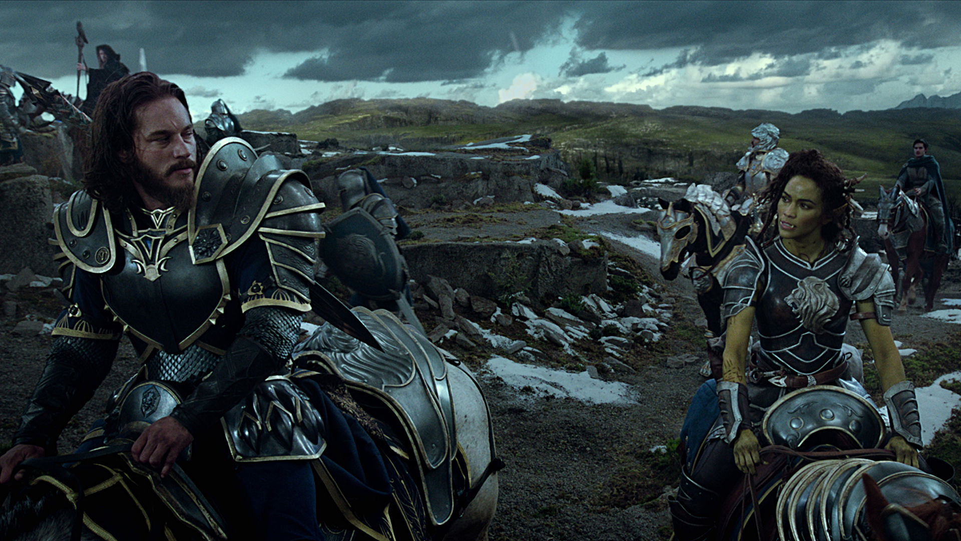 warcraft movie images hi res 1 Warcraft Director Has Conflicting Feelings Towards Movie