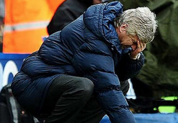 Another TWO Of Arsenal's Starting XI Are Now Injured