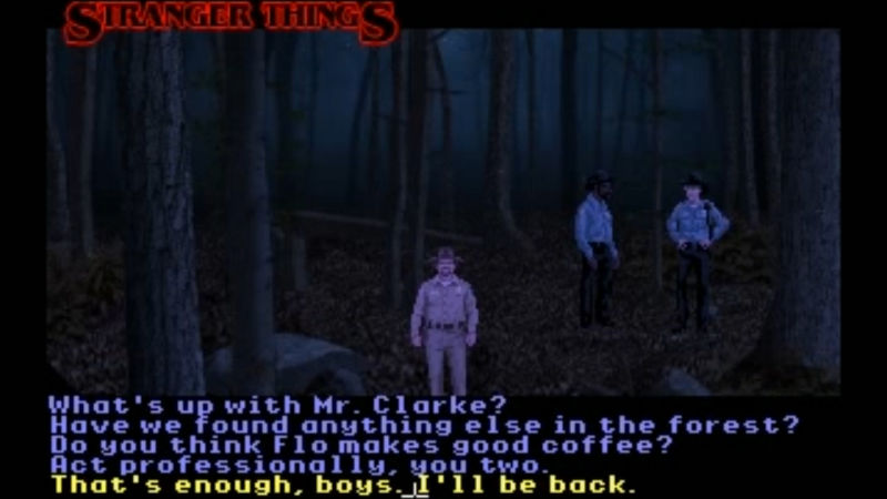 This Stranger Things Adventure Game Tribute Is Amazing zlnem1bisu4rcfrqciud